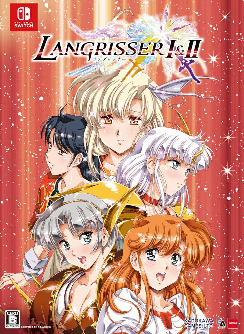 ラングリッサーI&II 限定版 Nintendo Switch版