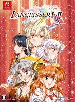 ラングリッサーI&II 限定版 Nintendo Switch版の画像
