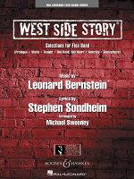 バーンスタイン, Leonard: ミュージカル「ウェスト・サイド物語」セレクション(フレックス編成)/スウィーニー編曲: スコアとパート譜セット
