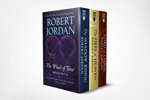 Wheel of Time Premium Boxed Set II: Books 4-6 (the Shadow Rising, the Fires of Heaven, Lord of Chaos WHEEL OF TIME PREMIUM BOXED SE (Wheel of Time) [ Robert Jordan ]