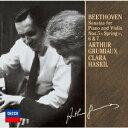 ベートーヴェン:ヴァイオリン・ソナタ第5番≪春≫・第6番・第7番 [ クララ・ハスキル ]