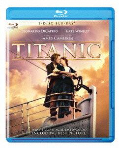 タイタニック<2枚組> 【Blu-ray】