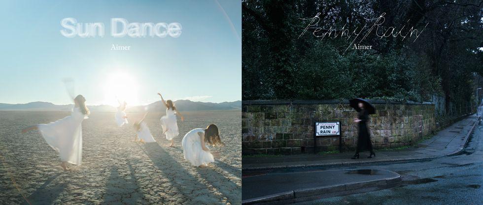 ロック・ポップス, その他 Sun Dance Penny Rain (A 2CDBlu-ray) Aimer