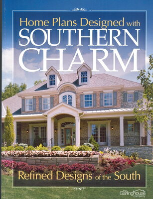 Home Plans Designed with Southern Charm HOME PLANS DESIGNED W/SOUTHERN [ Jarret Magbee ]