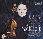 【輸入盤】シベリウス:ヴァイオリン協奏曲、2つのセレナード、ニールセン:ヴァイオリン協奏曲 スクリデ、ロウヴァリ&タンペレ・フィル(2CD [ シベリウス(1865-1957) ]