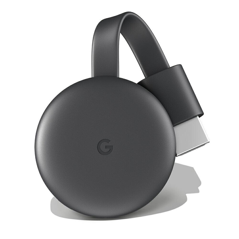 Chromecast チャコール