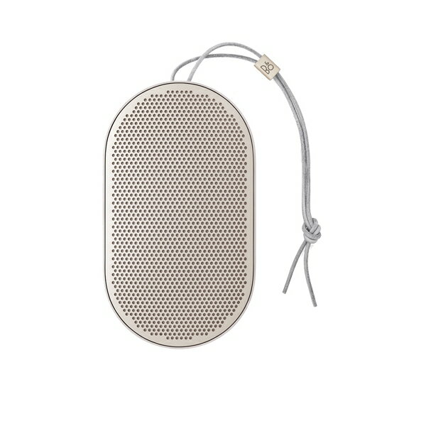 BANG & OLUFSEN Beoplay P2 Bluetoothスピーカー サンドストーン BEOPLAYP2SANDSTONE