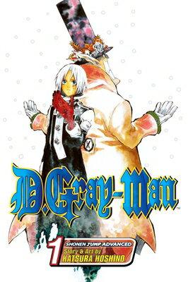 D. Gray-Man, Vol. 1画像