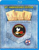 ディレクターズカット ウッドストック 愛と平和と音楽の3日間 40周年記念【Blu-rayDisc Video】