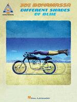 【輸入楽譜】ボナマッサ, Joe: ジョー・ボナマッサ - ディフェレント・シェーズ・オブ・ブルー: ギター・レコード・ヴァージョン/TAB譜