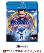 【楽天ブックス限定先着特典】ソニック・ザ・ムービー ブルーレイ+DVD(オリジナル・トートバッグ)【Blu-ray】