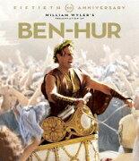ベン・ハー 製作50周年記念リマスター版【Blu-ray】