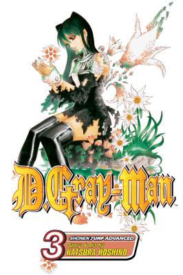 D. Gray-Man, Vol. 3画像
