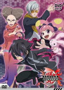 爆丸バトルプラネット DVD-BOX vol.3画像