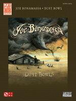 【輸入楽譜】ボナマッサ, Joe: ジョー・ボナマッサ - ダスト・ボウル/TAB譜