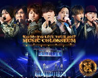 LIVE TOUR 2017 MUSIC COLOSSEUM(Blu-ray盤)【Blu-ray】