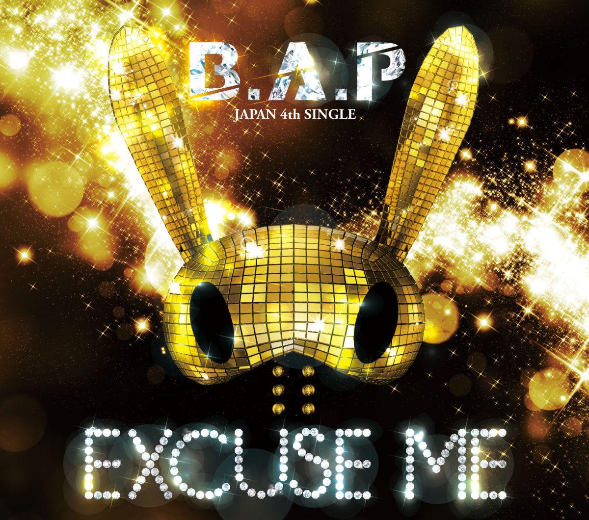 邦楽, ロック・ポップス EXCUSE ME(TYPE-A CDDVD) B.A.P