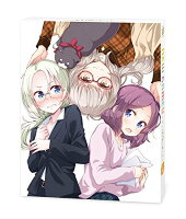 NEW GAME!! Rank.4【Blu-ray】