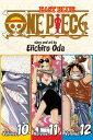 One Piece: East Blue 10-11-12, Vol. 4 (Omnibus Edi...
