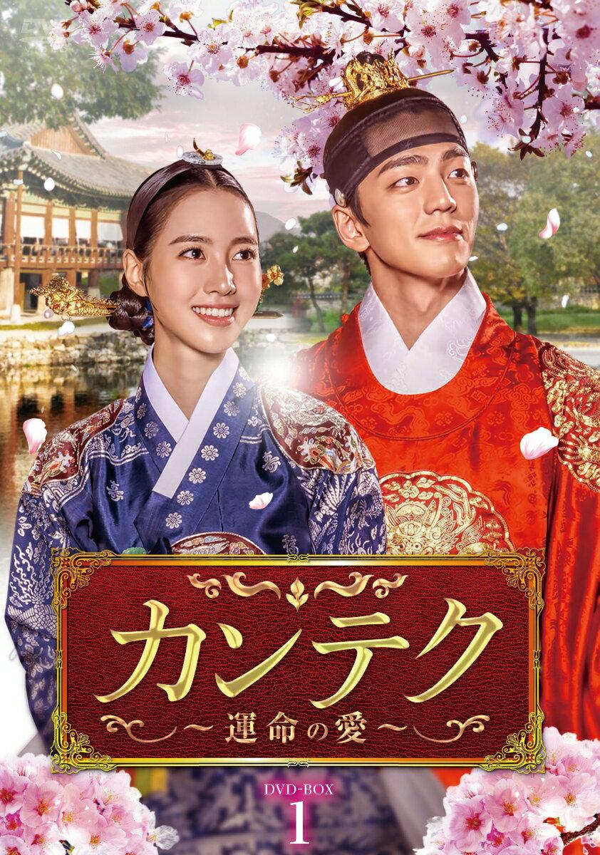 カンテク〜運命の愛〜 DVD-BOX1