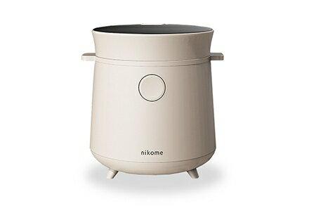 nikome マルチライスクッカー 多機能炊飯器 グレー
