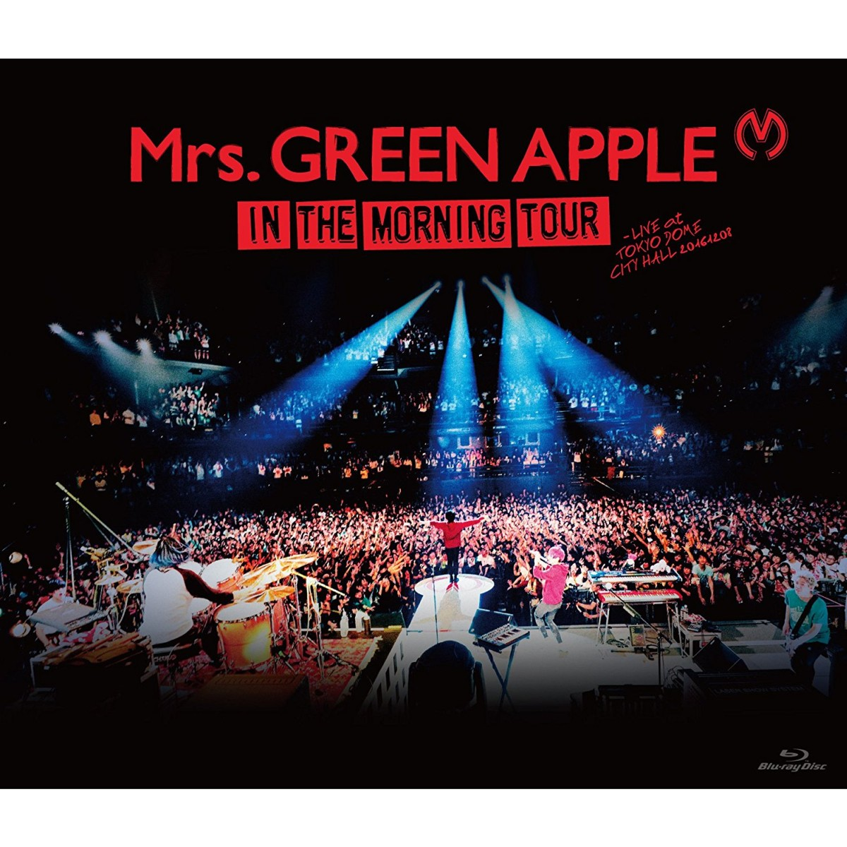 In the Morning Tour - LIVE at TOKYO DOME CITY HALL 20161208【Blu-ray】画像