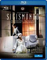 【輸入盤】『シジスモンド』全曲 ミキエレット演出、マリオッティ&ボローニャ・テアトロ・コムナーレ、バルチェッローナ、シラグーサ、他(201
