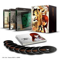 STEINS;GATE Blu-ray BOX【Blu-ray】