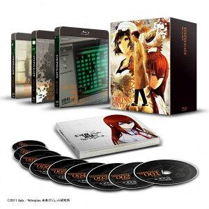 【送料無料】【GWポイント3倍】STEINS;GATE Blu-ray BOX【Blu-ray】 [ 宮野真守 ]