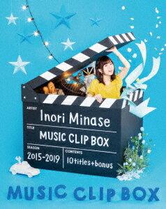 アニメ, キッズアニメ Inori Minase MUSIC CLIP BOXBlu-ray