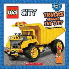 【楽天ブックスならいつでも送料無料】Lego City: Trucks Around the City [ Inc. Scholastic ]