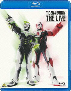 TIGER & BUNNY THE LIVE【Blu-ray】画像