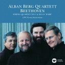 ベートーヴェン:弦楽四重奏曲 第1番&第10番「ハープ」(1989年ライヴ) [ アルバン・ベルク四