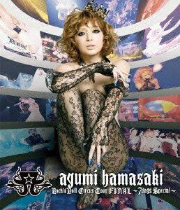 ayumi hamasaki Rock'n'Roll Circus Tour FINAL 〜7days Special〜【Blu-ray】画像