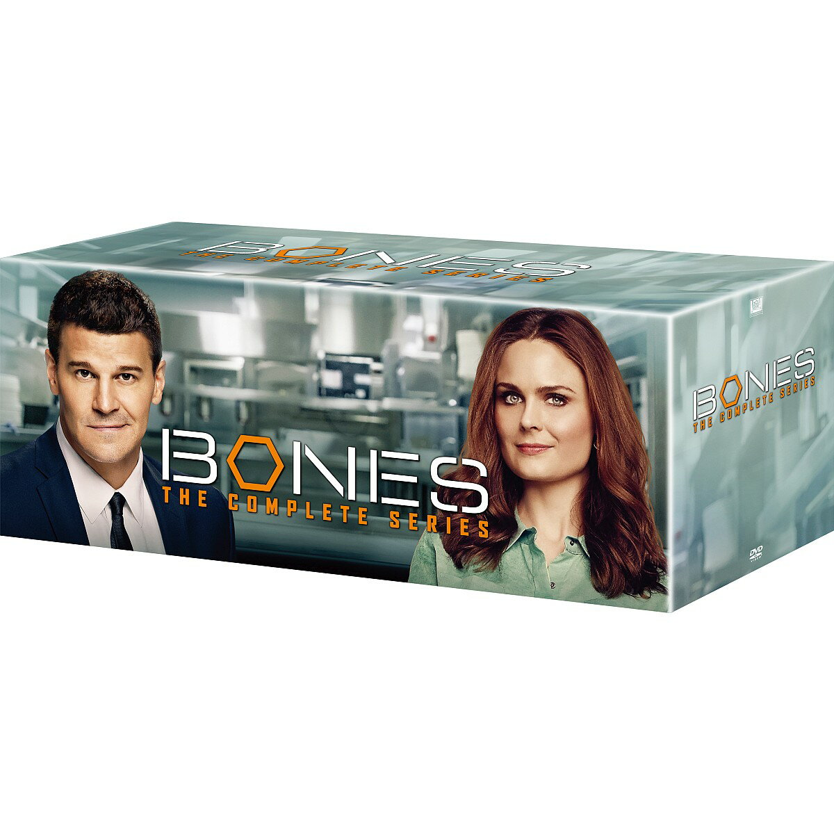 BONES-骨は語るー コンプリートDVD-BOX