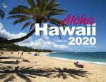 Aloha!Hawaiiカレンダー 壁掛け(2020)
