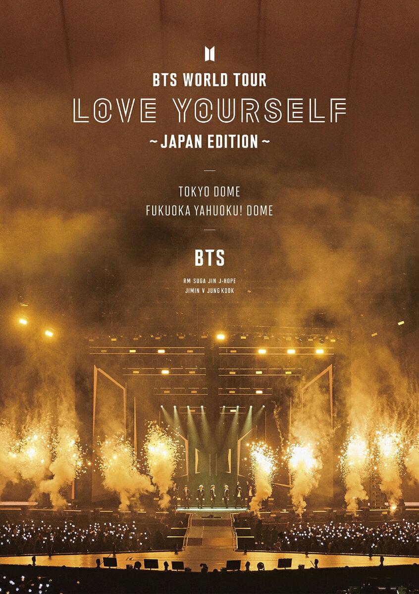 ミュージック, その他 BTS WORLD TOUR LOVE YOURSELF JAPAN EDITION()Blu-ray BTS