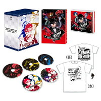 PERSONA SUPER LIVE P-SOUND STREET 2019 〜Q番シアターへようこそ〜(初回限定盤 2BD+3CD+Tシャツ)【Blu-ray】