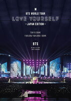 BTS WORLD TOUR 'LOVE YOURSELF' 〜JAPAN EDITION〜(通常盤)
