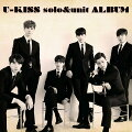U-KISS solo&unit ALBUM (CD+Blu-ray+スマプラ)