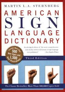 American Sign Language Dictionary-Flexi AMER SIGN LANGUAGE DICT-FLEXI [ Martin L. Sternberg ]