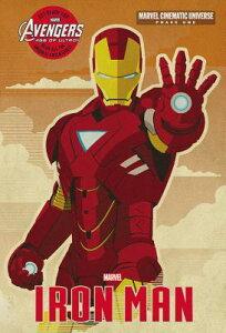 Phase One: Iron Man PHASE 1 IRON MAN (Marvel Cinematic Universe) [ Alex Irvine ]