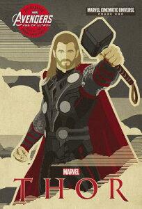 Phase One: Thor PHASE 1 THOR (Marvel Cinematic Universe) [ Alex Irvine ]
