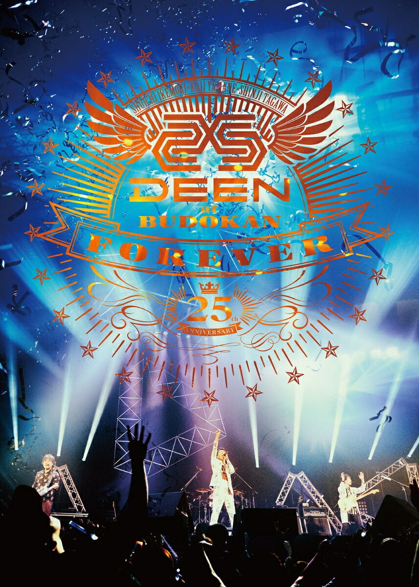 DEEN at BUDOKAN FOREVER 〜25th Anniversary〜(完全生産限定盤)【Blu-ray】画像
