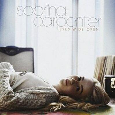 ロック・ポップス, その他 Eyes Wide Open Sabrina Carpenter