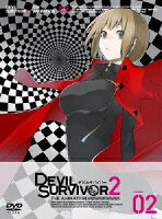 DEVIL SURVIVOR2 the ANIMATION 02