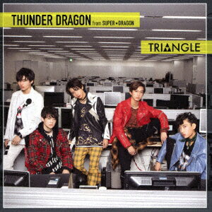 TRIANGLE -THUNDER DRAGON- (TYPE-B)画像