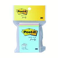 ポスト・イット 通常粘着 カラーキューブ レギュラーシリーズ ハーフ パステルカラー 5色