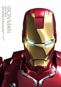 【楽天ブックスならいつでも送料無料】アイアンマン DVD-BOX 【MARVELCorner】 [ 藤原啓治 ]