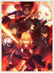 【送料無料】『Fate/Zero』 Blu-ray Disc Box II 【完全生産限定版】【Blu-ray】